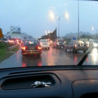 Photo taken at Roundabout Sigah by Kim G. on 1/14/2014