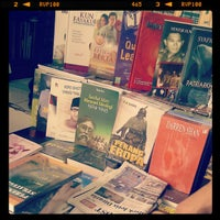 Photo taken at Taman Pintar Bookstore by Muhibbuddin Danan Jaya on 11/14/2012