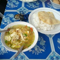 "Photo taken at soto Ayam ""LA"" Lamongan by Muhibbuddin Danan Jaya on 6/15/2013"