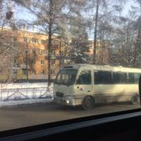 Photo taken at Академгородок by Алена С. on 1/25/2017