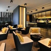 Photo prise au Bar & Lounge @ The Hotel. Brussels par The Hotel. Brussels le1/26/2014