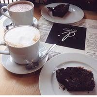 Das Foto wurde bei di Café - Deli von Tetiana V. am 6/13/2016 aufgenommen
