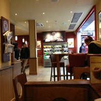 Photo taken at Costa Coffee by Nick J. on 3/17/2013