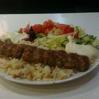 Photo taken at Sofra Grill by Eugi K. on 11/1/2013