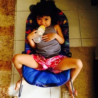 Photo taken at Little Arissa's Home by Haryati K. on 5/18/2014
