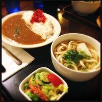 Photo taken at Jimbo Restaurant by Darrin K. on 10/21/2012