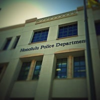 Photo taken at Honolulu Police Department Headquarters by Darrin K. on 2/1/2013