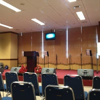 Photo taken at Rehobot Pluit, Perwata Tower by Made I. on 6/23/2013