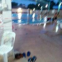 Photo taken at ASRC Swimming pool by FymFyma R. on 9/28/2016