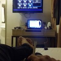 Photo taken at Hotel Sentral Kuala Terengganu by David(^_−)−☆ on 10/29/2014