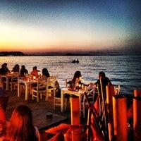6/25/2013 tarihinde Emrah Y.ziyaretçi tarafından Denizaltı Cafe & Restaurant'de çekilen fotoğraf