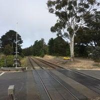 Photo taken at Wingello Station by Declan G. on 11/18/2016