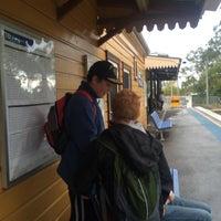 Photo taken at Dundas Station by Declan G. on 7/7/2016