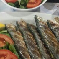 Photo taken at Yeşillik balık & salata by Sibel E. on 11/17/2015