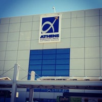 Photo taken at Athens International Airport Eleftherios Venizelos (ATH) by Cem K. on 7/20/2013