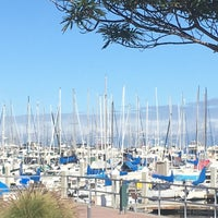Photo taken at Breakwater Cove Marina by James M. on 10/29/2016