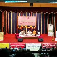 Photo taken at Bangalore Gayana Samaja by Shireesh A. on 2/3/2015