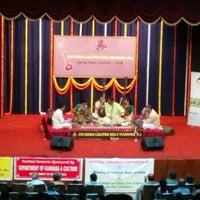 Photo taken at Bangalore Gayana Samaja by Shireesh A. on 2/4/2015