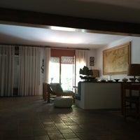 Photo taken at Tamariu by orangine on 8/15/2013
