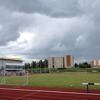Photo taken at Võru Spordikeskus by Mathis B. on 6/19/2014