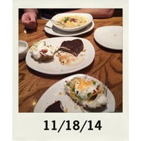 Photo taken at Outback Steakhouse by Michele P. on 11/18/2014