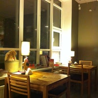 Photo taken at Home Cafe by Anton B. on 12/24/2012