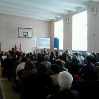 Photo taken at Школа № 288 by Александр Ш. on 2/28/2013