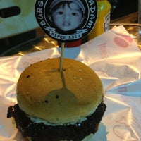 Photo taken at Burger Bakar Adam by Saya U. on 7/27/2013