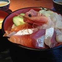 Photo taken at さかな一番 日本橋店 by Tatsuhito K. on 1/14/2013