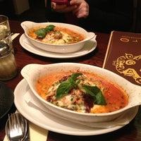 Photo taken at Restaurant Prego by Юлия on 3/12/2013