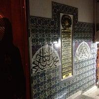 Photo taken at Tomb of Nureddin Cerrahi by Celaleddin T. on 1/17/2013