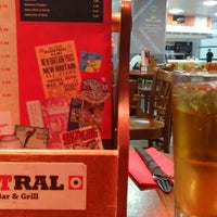 Photo taken at Central Sports Bar & Grill by Shairah Z. on 10/9/2015