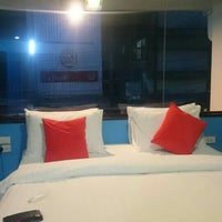 Photo taken at Krabi City Seaview Hotel by Athipprachar P. on 12/2/2015