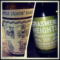 Photo taken at Drew's Wine Bar by drew w. on 10/13/2012