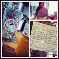 Photo taken at Big Beaver Brewing Co by drew w. on 10/2/2012