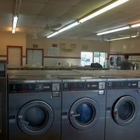 Photo taken at Coin Laundry by Victor B. on 10/27/2012