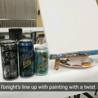 Painting with a twist el sanatlar ma azas for Painting with a twist chicago