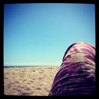 Photo taken at Playa Tunquen by Fran R. on 9/18/2012