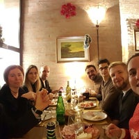 Photo taken at Osteria delle Donzelle by Mikhail F. on 12/20/2016