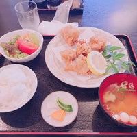 Photo taken at お食事処白川 by ぽって@YZF-R25 on 8/9/2018