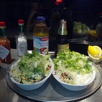 Photo taken at Chipotle Mexican Grill by Kenny H. on 12/8/2012