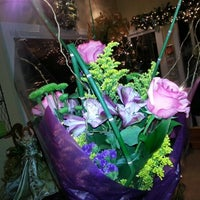 Photo taken at Floral Dimensions by Carina M. on 11/25/2012