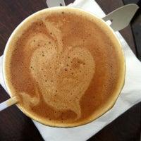Photo taken at Coffee Man by Stitch Z. on 2/23/2013