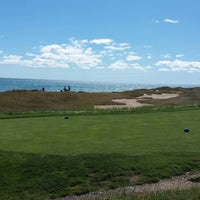 Photo taken at Whistling Straits Golf Course by Joni L. on 9/5/2013