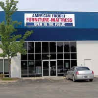 Photo taken at American Freight Furniture and Mattress by Rebecca B. on 4/23/2015