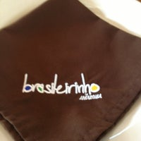 Photo taken at Brasileirinho by Jaime P. on 2/7/2013