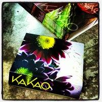 Photo taken at Kakao by Ricardo G. on 2/12/2013