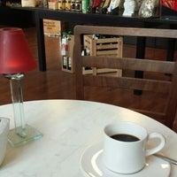 Photo taken at Yellow Star Coffee by Doris on 11/26/2013