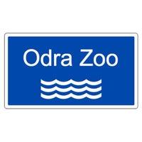 Photo taken at Odra Zoo by Ludwik P. on 10/25/2013