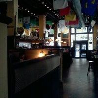 Photo taken at The Dubliner by Devon C. on 9/27/2012